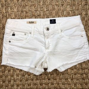 AG Daisy Low Rise White Size 27
